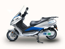 PUMA-S & PUMA-X Electric Motorcycles