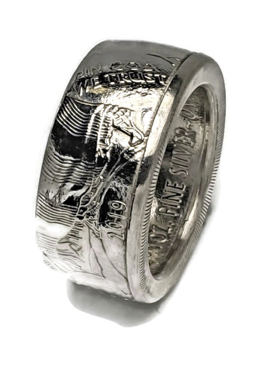 2019 American Silver Eagle Coin Rings