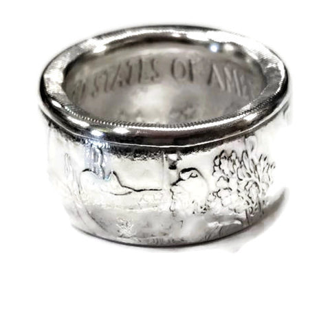 cc_2019 American Silver Eagle Coin Rings