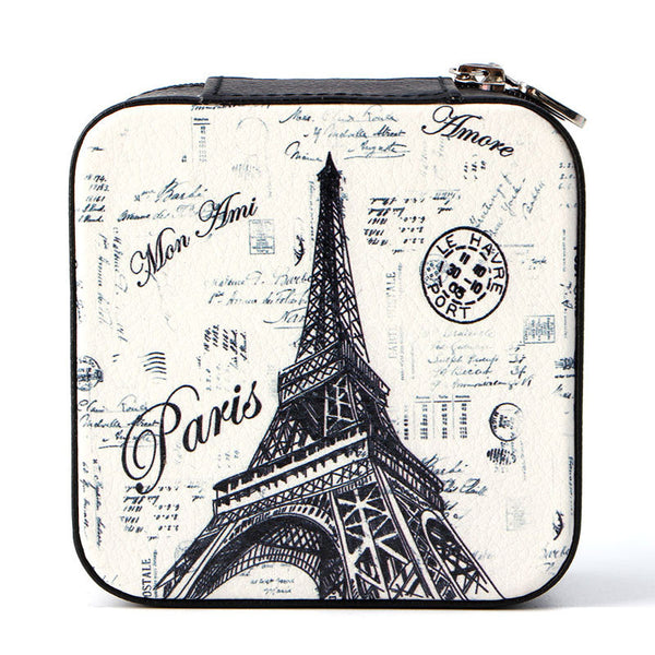 Paris Jewelry Case