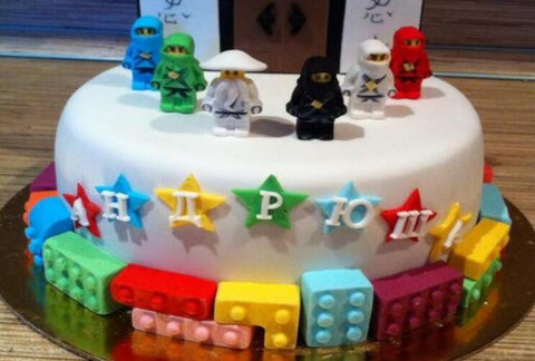 Lego Silicone Mold Cake Ice Cube Chocolate – Cool Kitchen Gadget