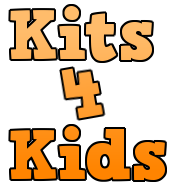 Kits 4 Kids Paint by Numbers Encourage Kids Foundation Program
