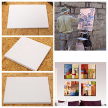 DIY Paint by Number kit for Adults on Canvas-BLANK Pre-stretched Framed Canvas-