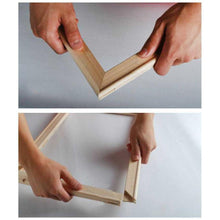 DIY Frame Kit (Stretcher bars) - Paint by Numbers Kit