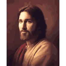 Jesus Christ Portrait - Paint by Numbers Kit