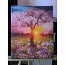 DIY Paint by Number kit for Adults on Canvas-Mother Nature Tree of Life [LIMITED PRINT]-40x50cm (16x20inches)