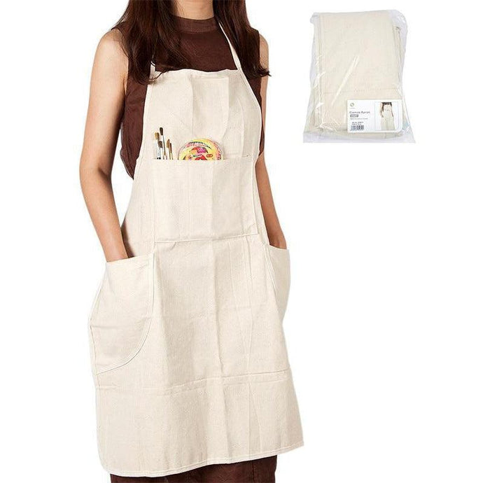 Professional Apron with 4 Pockets 31