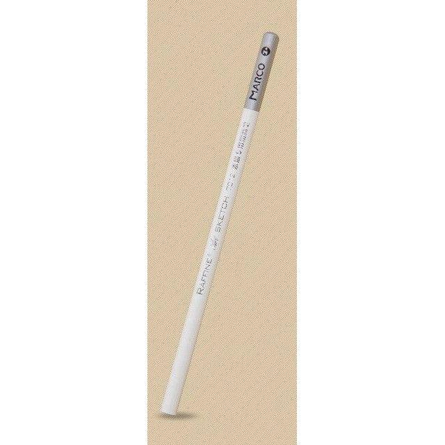 DIY Paint by Number kit for Adults on Canvas-Professional Soft Non-toxic White Colored Pencil-