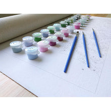 DIY Paint by Number kit for Adults on Canvas-The Love Boat-40x50cm (16x20inches)
