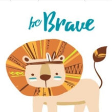 DIY Paint by Number kit for Adults on Canvas-Tribal Brave Lion - [Tiny Print]-Painting & Calligraphy
