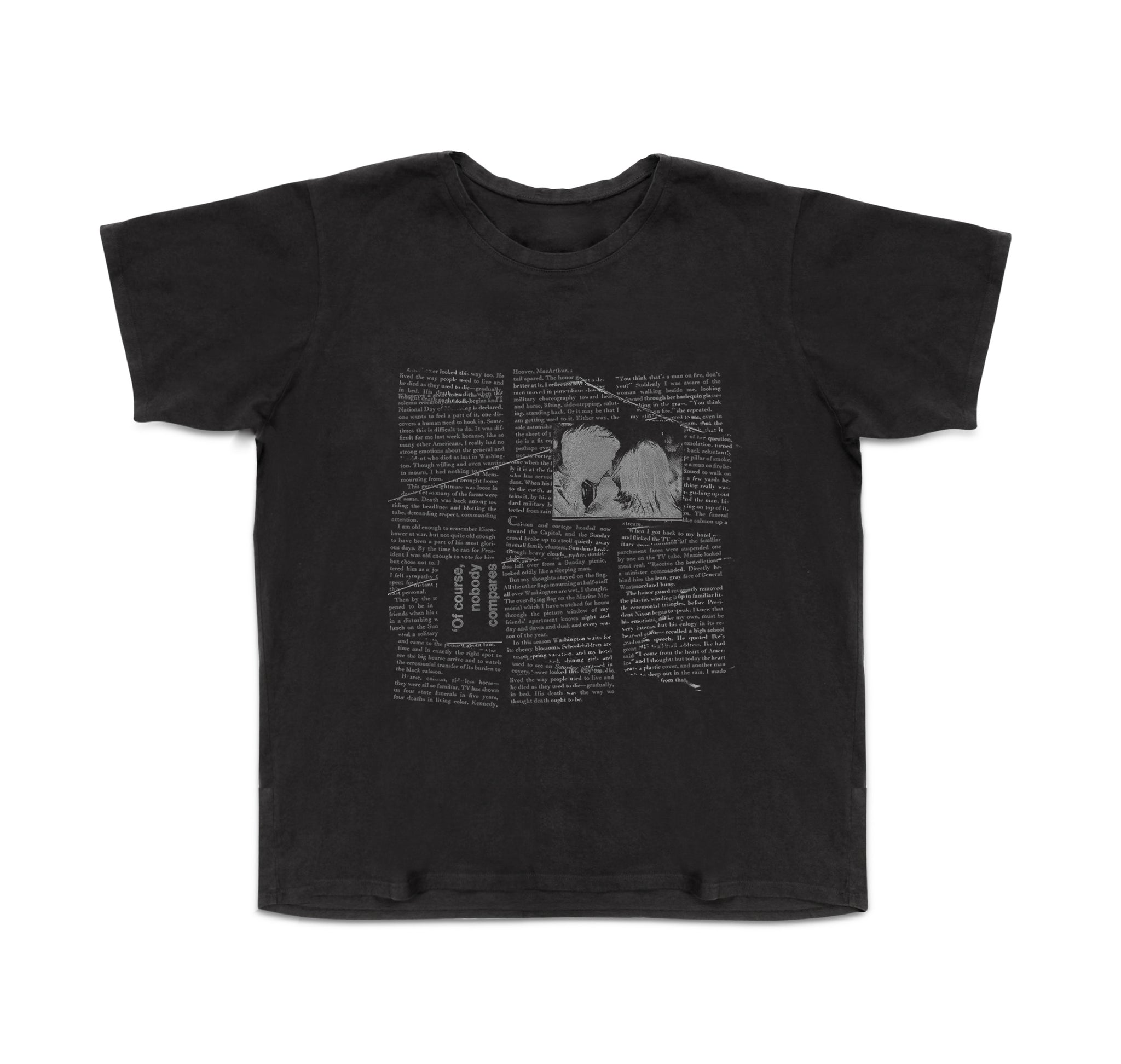 Article Tee (Black)