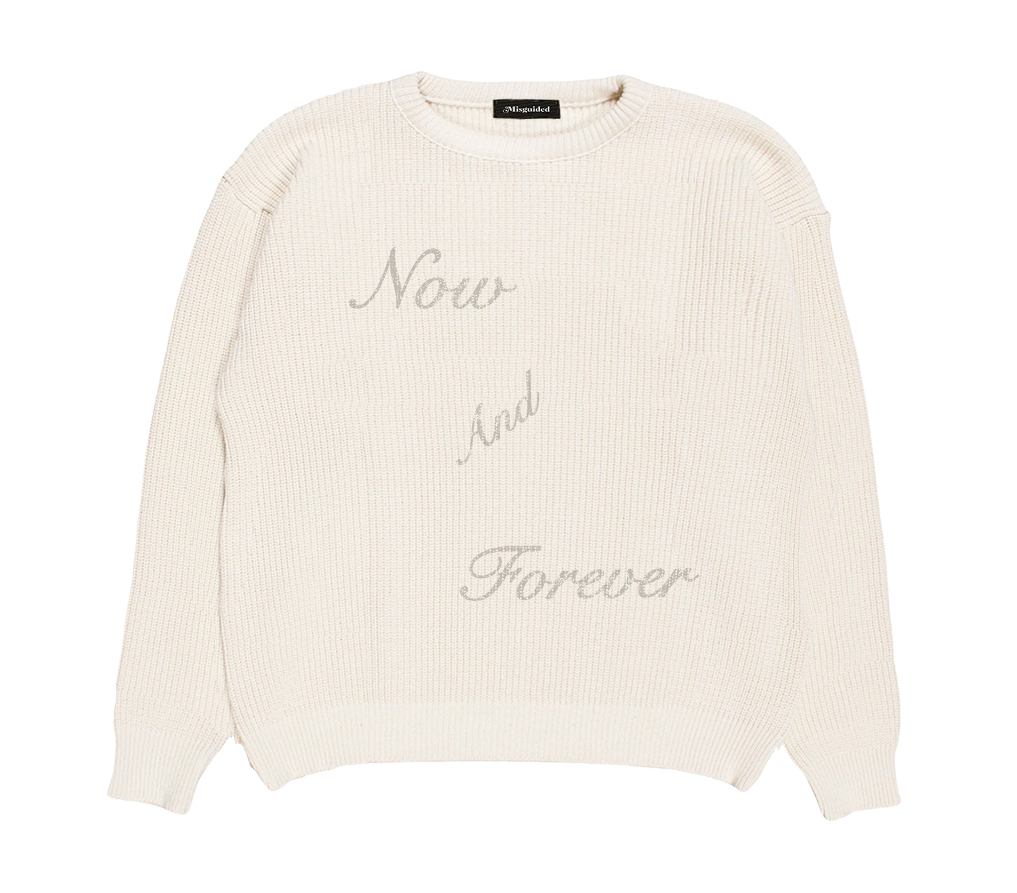 Now and Forever Sweater (Cream)