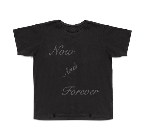 Now and Forever Tee (Black)
