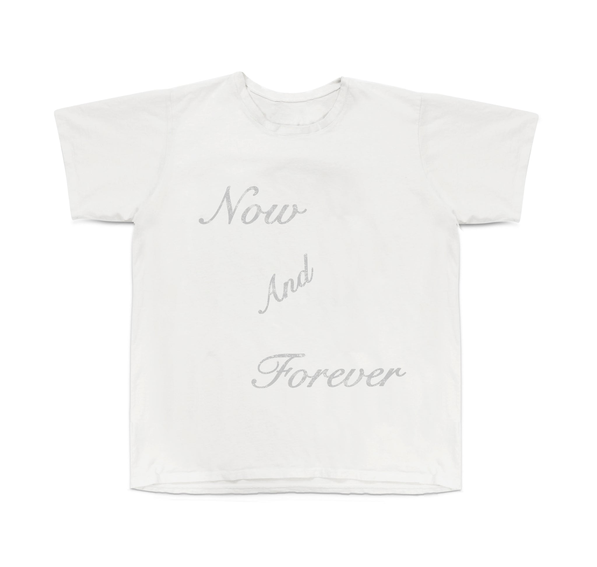 Now and Forever Tee (White)
