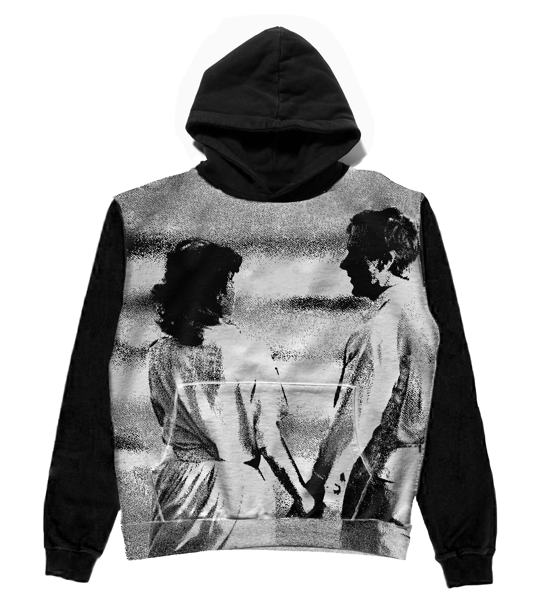 Lovers Hooded Sweatshirt