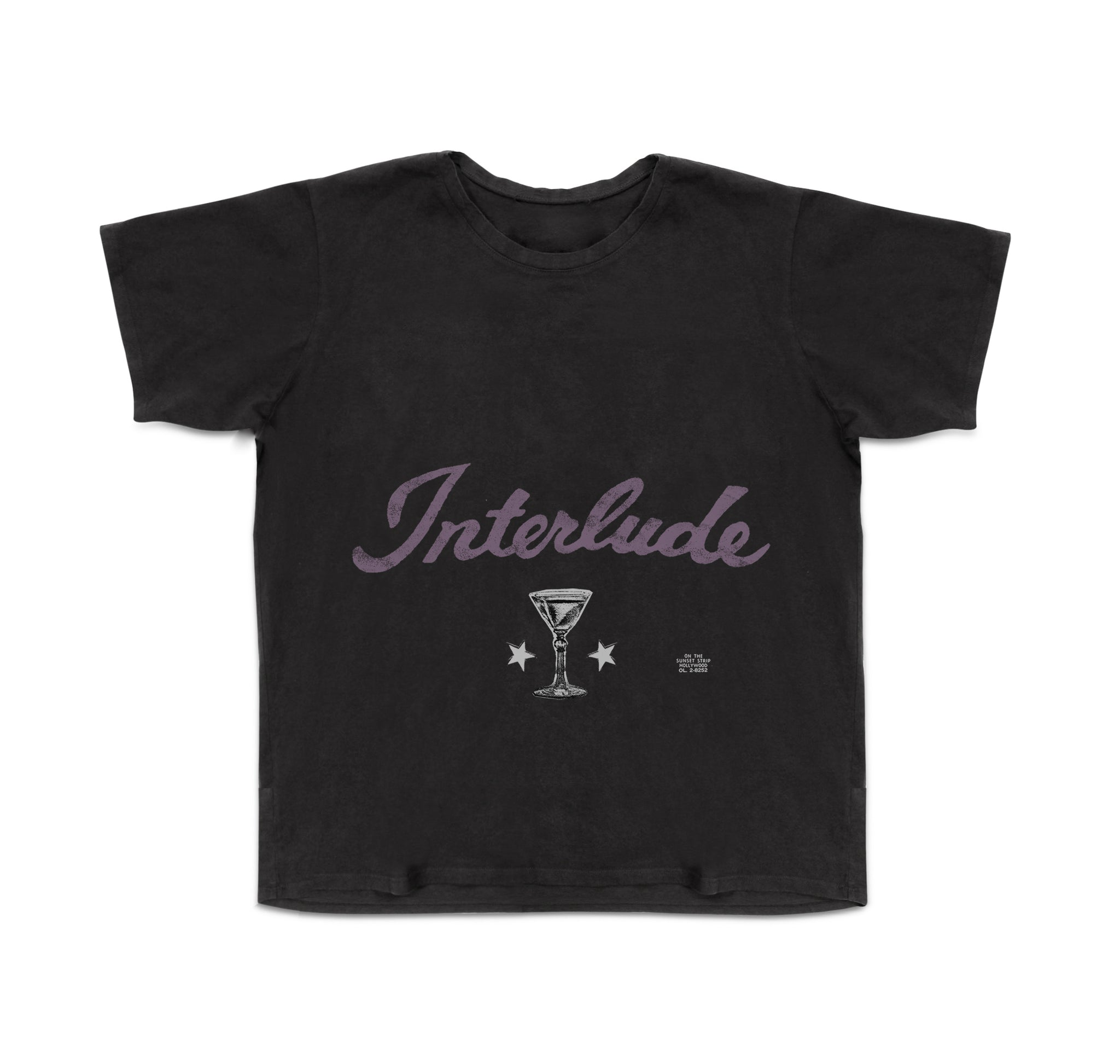 Interlude Tee (Black)
