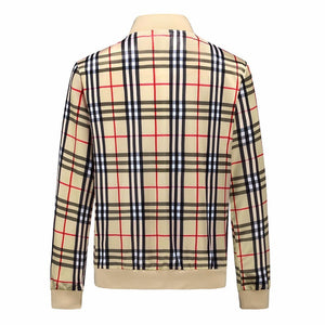 Plaid Design Jackets