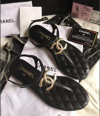 CC Luxury Slippers