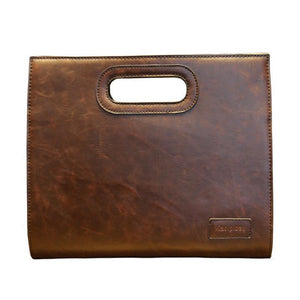 Leather Design Laptop Bag