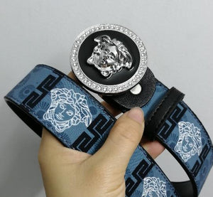 Color Design Leather Belts
