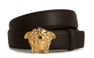 Versace Leather Bets