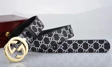Limited Edition GG Belts