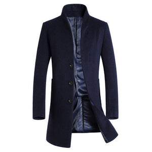 Thick Wool Luxury Jacket