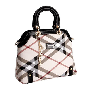 Plaid Designer Bags