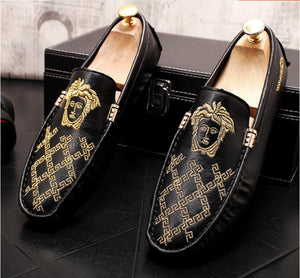 New Design Leather Loafers