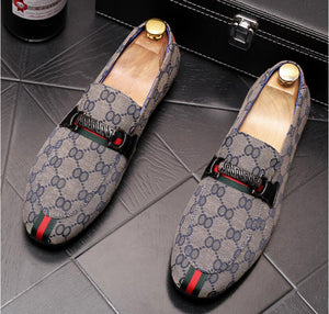 Special Design GG Loafers