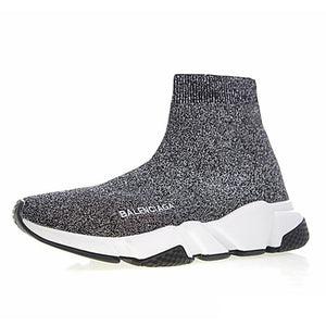 Speed Trainers Sock Fit Shoes