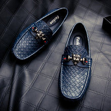Handmade Leather Loafers