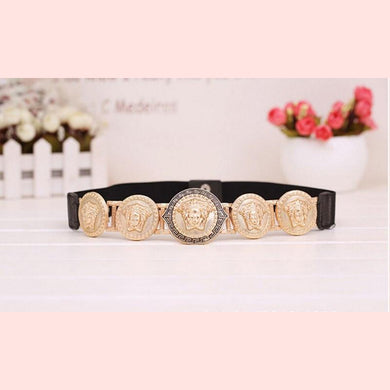 Gold Design Belts