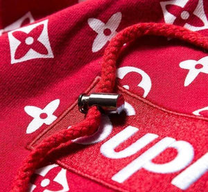 LV Supreme Hoodies