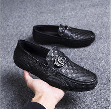 GG leather Shoes