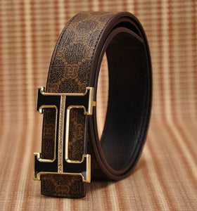 H Buckle Belts