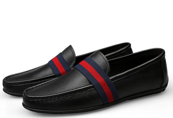 Casual Leather Loafers