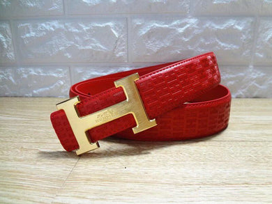 H Buckle Special Design Belts