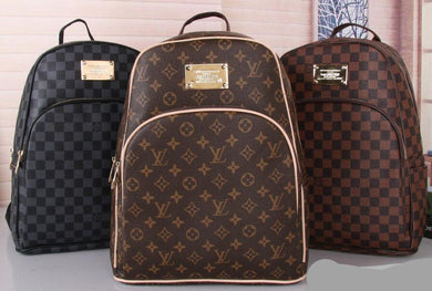 LV Design Backpacks