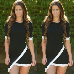 Body Fit Sexy Dress
