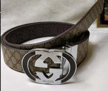 Thick Leather Design Belts