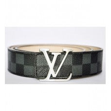 LV Leather Belts