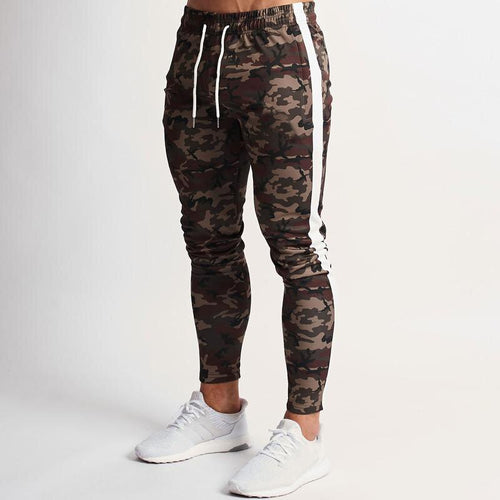 Slim Stretch Jogging Pants