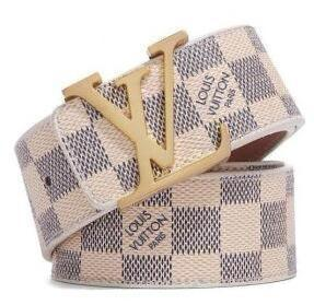 LV Fashion Belts