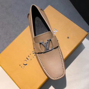 LV Soft Leather Loafers