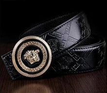 Versace Leather Belts
