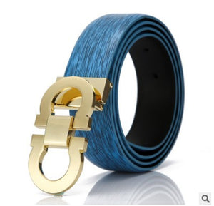 Special Color Design Belts