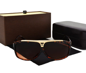 Luxury High Quality Brand Sunglasses