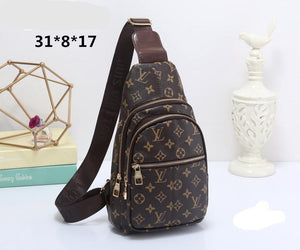 LV One Shoulder Backpack