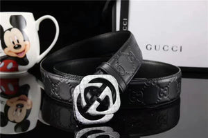 GG Design Leather Belts